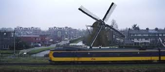 Olanda: Treni alimentati dall'energia eolica.  Il futuro dell'energia globale è green
