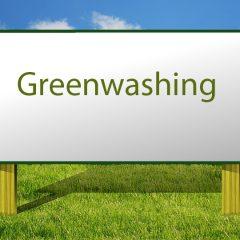 Greenwashing:  Che cos'è e  perchè è pericoloso