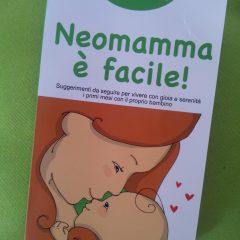Neomamma è facile!  di Giorgia Cozza e Maria F. Agnelli