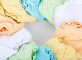 Essere genitori green, i pannolini lavabili come scelta ecologica