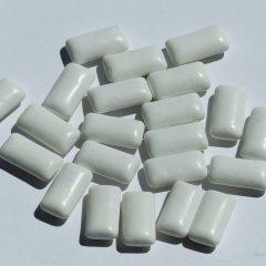 lo sai che le gomme da masticare sono fatte di plastica?